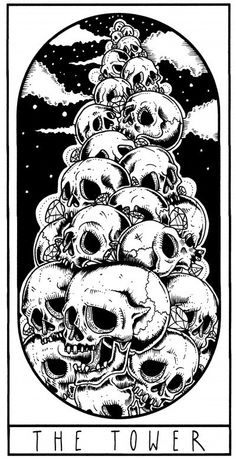 Visit the post for more. Illustrations, Illustration Art, Tarot Tattoo, Tarot Major Arcana, Skeleton Art, Occult Art, Arte Horror, Gravure, Book Of Shadows