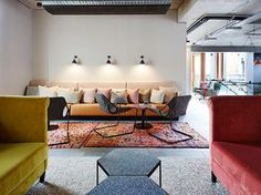 Alex Hotel responds to the overarching concept of the 'Hotel as Home'. Alex Hotel is new boutique hotel in Perth, Australia. Australian Interior Design, Interior Design Awards, Interior Decorating, Decorating Tips, Alex Hotel, Casa Hotel, Hotel Motel, Turbulence Deco, Modern Design