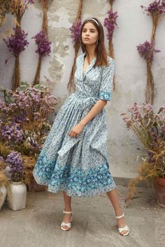 Luisa Beccaria Resort 2019 Fashion Show Collection: See the complete Luisa Beccaria Resort 2019 collection. Look 12