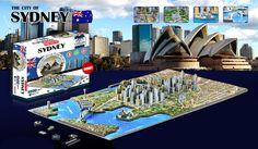 Puzzles 4D - Ciudades del mundo de Cityscape Blog de Puzzlemania.net