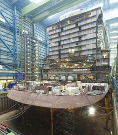 Quantum of the Seas construction on Pinterest | 81 Pins