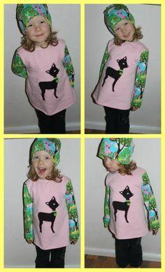 Sewing Tutorials Baby - E Book Girl Dress (shirt) Flicka Gr.50-128 - a designer piece of Lolletroll on DaWanda