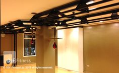 ceiling rig for trx - Google Search Accor Hotel, Trx, Rigs, Track Lighting, Ceiling Lights, Google Search, Home Decor, Wedges, Decoration Home