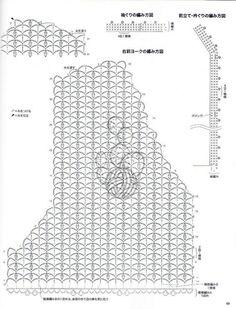 Прекрасный шаблон Ананас крючком Одежда № 3527 2013 - Мо Ю - После Mo Ю. плетеные сад