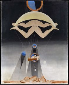 Max Ernst (1891-1976) Men Shall Know Nothing of This