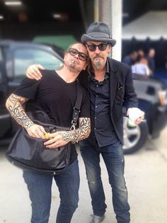 SOA // Kurt & Tommy