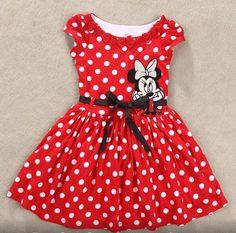 Resultado de imagen para vestidos de tela para bebitas