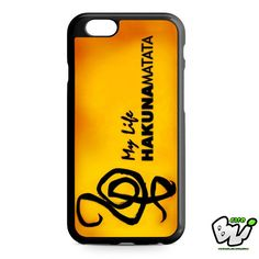 Hakunamatata iPhone 6 Case | iPhone 6S Case