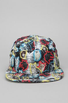 Lazer Katz 5-Panel Hat - Urban Outfitters favourite hat I own