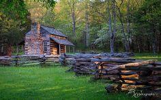 Home sweet home / Smoky Mountains, Tennessee, USA
