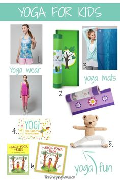 Yoga for Kids | The