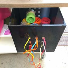 A good idea: LEKMAN ribbon dispenser - IKEA Hackers