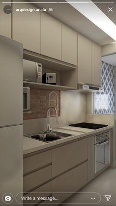47 ideas home design app decor Kitchen Cupboard Designs, Kitchen Room Design, Home Room Design, Kitchen Cabinetry, Home Decor Kitchen, Interior Design Kitchen, House Design, Kitchen Modular, Contemporary Kitchen Design
