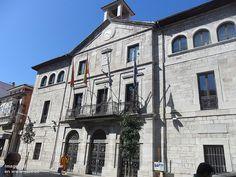 ayuntamiento,Llanes, Asturias
