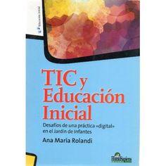 Tic y Educación Inicial Referencia  978-950-808-674-7 Condición:  Nuevo  Este libro se propone plantear la diversidad de aspectos a tener en cuenta al momento de pensar la incorporación de las TIC en las prácticas educativas destinadas a niñas y niños de la primera infancia.