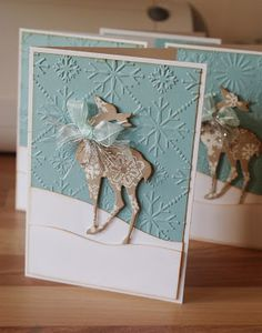 Beautiful card: http://diningroomdrawers.blogspot.com/2012/12/christmas-cards.html