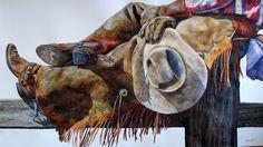 nelson boren prints | ... Watercolor Paintings – Fly Fishing & Cowboy Art - Nelson Boren