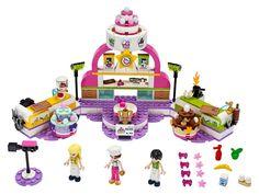 Die große Backshow 41393 | Friends | Offiziellen LEGO® Shop DE Building Sets For Kids, Lego Building Sets, Lego Store, Lego Sets, Lego Mini, Boutique Lego, Modele Lego, Fantasy, Gifts