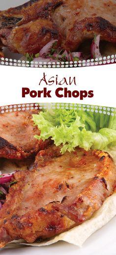 Asian Pork Chop Recipes