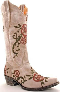 Old Gringo boots <3 http://www.horsesandheels.com/2012/01/mondays-cowboy-boots-day-4/
