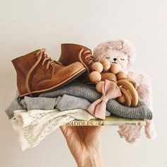 Gorgeous handmade leather boots for toddlers and babies from Adelisa & Co.