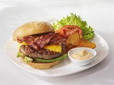 BLT Turkey Burger