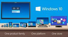 Noul Windows 10 - lansare gratuita in 2015
