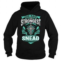 I Love SNEAD SNEADYEAR SNEADBIRTHDAY SNEADHOODIE SNEAD NAME SNEADHOODIES  TSHIRT FOR YOU T-Shirts