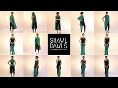 Style your outfit with Shawl Dawls! - YouTube