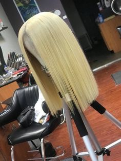 Pure 613 Full Lace Wigs With Baby Hair Brazilian Remy Human Hair Lace Front Wigs - Human Hair Lace Wigs My Hairstyle, Hairstyles With Bangs, Weave Hairstyles, Straight Hairstyles, Cool Hairstyles, Remy Human Hair, Human Hair Wigs, Lace Front Wigs, Lace Wigs