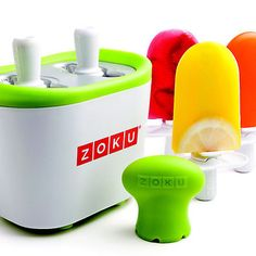 Fab.com | Easy Popsicle Makers