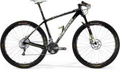 MTB Hardtails - Twentyniner - Big.Nine Carbon Team - Merida Bikes South Africa