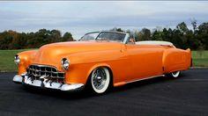 Cool early 50's Cadillac custom...