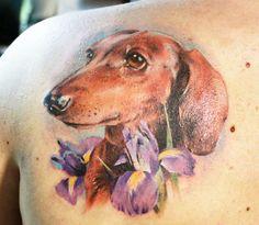 Tattoo Artist - Katerina Mikky Volkova | www.worldtattoogallery.com/animal-tattoo