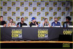 #Arrow cast at Comic Con Panel 2016