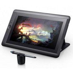 Графический планшет Wacom Cintiq 13HD (DTK-1300-4)  — 65021 руб. —  interactive pen display / RU, PL, EN