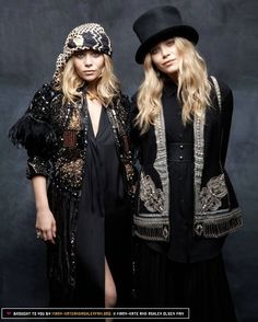 PSCLY: Style Icon: MARY KATE and ASHLEY OLSEN