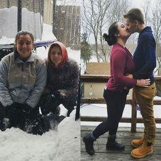 My 2k16 blizzard buddy #2k16 #2k16blizzard #blizzard #winter #snow #babe #iloveher #somuchsnow  #jonasblizzard #jonas #2k16jonas #trans #transgender #ftm #girlfriend #bigkidsyetlittlekids #wecute #loveyou #snowedin #4dayssnowedin  #jonasbrothersblizzard by brandyke_yenchick
