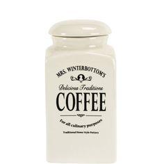 MRS. WINTERBOTTOM'S Kaffeedose