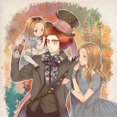 /Alice in Wonderland (2010 film)/#277932 - Zerochan