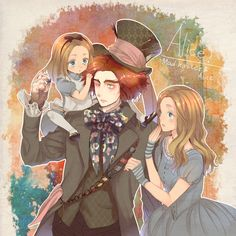 /Alice in Wonderland (2010 film)/#277932 - Zerochan