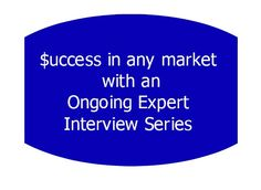 Do you know how many experts I have interviewed at the Cafe? (Over 80!) Learn about expert interview series http://dld.bz/bZMRe