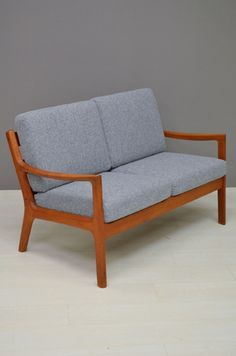 1000 images about ole wanscher on pinterest teak armchairs and lounge sofa - Sofa zitter ...