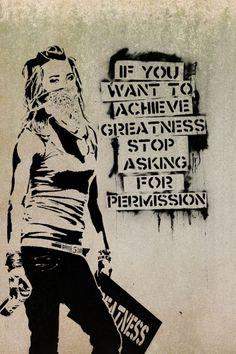 Greatness Street Art