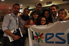 In.J.Awa.Ra meets  Erasmus Perugia student network