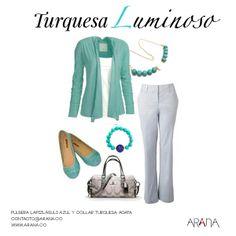 Un #look fresco, femenino y sutil con el mejor complemento de las #joyas y #accesorios