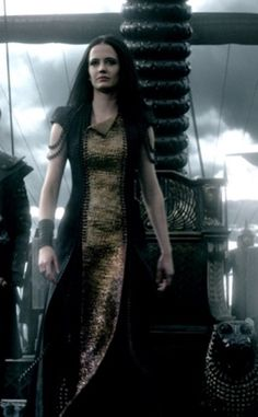 "Eva Green - ""300 : Rise of an Empire"" (2014) - Costume designer : Desislava…"