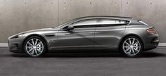 Aston Martin Rapide Bertone one-off 2013