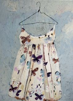 'Butterfly Dress' by Charlotte Hardy
