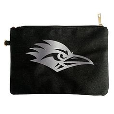 Utsa Roadrunners Platinum Logo Canvas Pouch Bag ** Want to know more, click on the image.